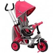 Tricicleta cu sezut reversibil Sunrise Turbo Trike Pink Baby Mix
