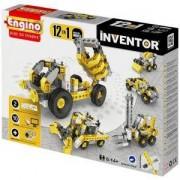 Конструктор Енджино Изобретател - 12 модела индустриални машини - Engino, 150012