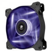 Ventilator 120 mm Corsair AF120 Purple LED Quiet Edition, CO-9050015-PLED