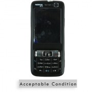 Nokia N 73 Mobile / Good Condition / Certified Pre Owned(6 Months Bazaar Warranty) Dual Camera / 3mp Camera / FM /