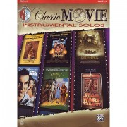 Alfred KDM Classic Movie Instrumental Solos Play-Along