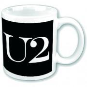 bögre U2 - Logo - ROCK OFF - U2TWMUG02