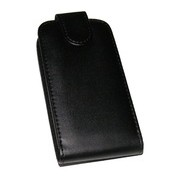 Калъф тип тефтер за LG Optimus L3 2 Dual E435 Черен