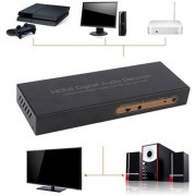 Universal HDMI Digital Audio Decoder HDMI TO HDMI VGA TV Box Projector