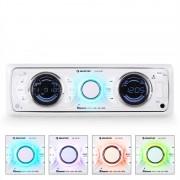 Auna MD-170-BT авто радио с MP3, USB, SD, RDS, AUX, bluetoot (TC3-MD-170-BT)