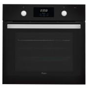 Cuptor incorporabil AKP 745 NB, Clasa A, Capacitate 65l, Grill, Negru