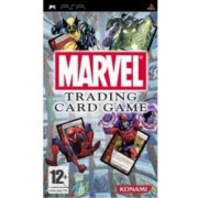Marvel Trading Card Game, за PSP