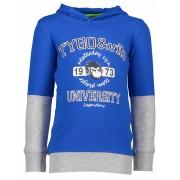 Tygo & Vito! Jongens Sweater - Maat 152 - Blauw - Katoen/elasthan