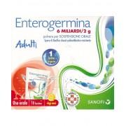 Sanofi Spa Enterogermina Adulti 6 Miliardi/2g Sospensione Orale 10 Bustine
