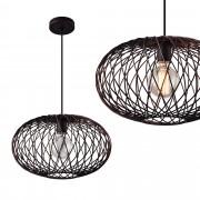 [lux.pro]® Lámpara colgante metal bronce [Ø40cm]
