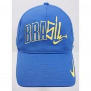 Gorra Nike De Brasil Azul 2018