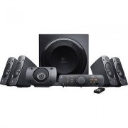 Logitech Z906 5.1 PC speaker Corded 500 W Black