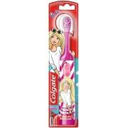 Colgate Batteri Tandborste Kids Barbie