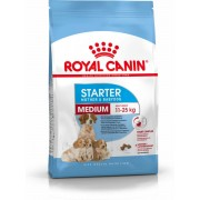 ROYAL CANIN MEDIUM STARTER MOTHER & BABYDOG - közepes testű kölyök vemhes kutya száraz táp 4 kg