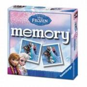 Joc Memory Frozen. Obiectivul jocului este sa aduni cat mai multe perechi de carti.