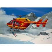 Kit Hélicoptères - Medicopter 117-Revell