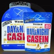 Weider Day & Night Casein lassú felszívódású fehérje 1,8kg