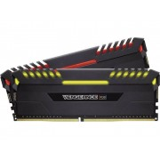 Corsair Internminne Desktop Kit Corsair CMR16GX4M2C3466C16 16 GB 2 x 8 GB DDR4 3466 MHz CL16 18-18-36