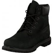 Timberland 6 Inch Premium Boot Black, Skor, Kängor och Boots, Kängor, Svart, Dam, 42