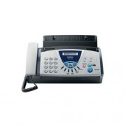 Brother T104 A4 thermische fax - zwart-wit