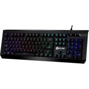 KLIM Domination RGB Mechanical Keyboard -(Blue Switches), A