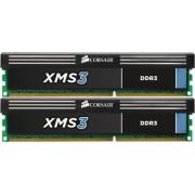 Memorii Corsair XMS3 DDR3, 2x4GB, 1333Mhz (Dual Channel)