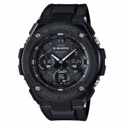 casio g-shock GST-S100G-1B G-STEEL series reloj - negro