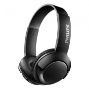 Philips SHB3075bk Bluetooth Headset with Mic (Black, On the Ear)