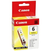 3 Canon BCI-6 Y yellow