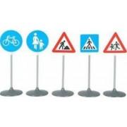 Joc de rol Klein Road Signs - 5 Different Pieces
