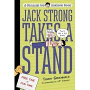 Jack Strong Takes a Stand, Paperback/Tommy Greenwald