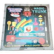 Art box Magic Trunk Kit for learning and doing magic Tricks by everyone. Be a Magician