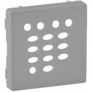 Valena Life Kiegészítő Kommunikációs Egység Burkolat Alumínium 755462-Legrand