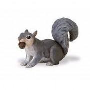 Safari LTD Plastic speelgoed figuur grijze eekhoorn 7 cm - Action products