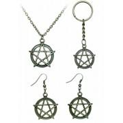 Odaát (Supernatural) pentagram szett