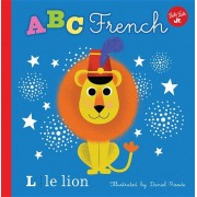 Little Concepts: ABC French: Take a Fun Journey Through the Alphabet and Learn Some French!, Hardcover