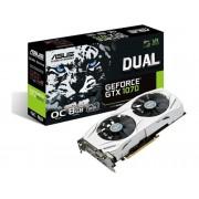 NVIDIA Tarjeta Gráfica nVidia ASUS GeForce GTX 1070 Dual 8GB GDDR5