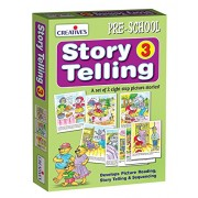 Tingoking Creative Educational AIDS 0903 Story Telling Step-by-Step - 3 (8 Steps)
