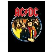 Poster înrămat AC / DC - Group - PYRAMID POSTERS - FP10318P