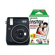 Fuji Instant Camera Instax Mini 70 Black 30 Shots