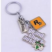 Grand Theft Auto kulcstartó