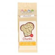 FunCakes Chocolade Chunks Wit -350g-