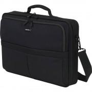 "Dicota Torba za prijenosno računalo Dicota Multi SCALE - Notebook-Tasche - 4 ATT.FX.FITS4_MAXIMUM_INCH: 43,9 cm (17,3"") Crna"