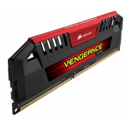 Corsair Vengeance Pro DDR3 2400MHz CL11 Desktop Memory Modules - 16GB Kit (2 x 8GB) (Black and Red)
