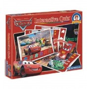 Interactivo Quiz Cars Disney - Clementoni