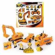 Jain Gift Gallery Construction Cars Toy Set