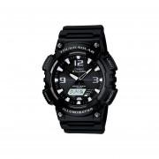 Reloj CASIO AQ-S810W-1AVCF Tough Solar Collection Análogo-Digital World Time-Negro