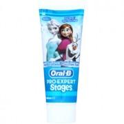 Oral B Pro-Expert Stages Frozen Pasta de dinti pentru copii. aroma Fruit Burst 75 ml