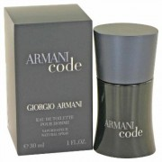 Armani Code For Men By Giorgio Armani Eau De Toilette Spray 1 Oz