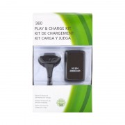 Kit Play e Charge XBOX 360